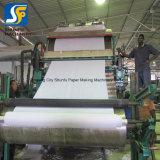 Производственная линия 1092 салфетки туалета неныжная бумага рециркулируя оборудование машины