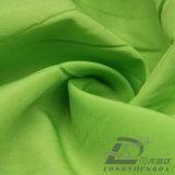 água de 75D 260t & do Sportswear tela 100% pontilhada tecida do Pongee do poliéster do jacquard para baixo revestimento ao ar livre Vento-Resistente (E006)