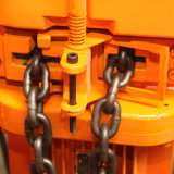 5 Ton 3m ~ 130m Altura de elevación del polipasto eléctrico de cadena