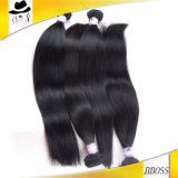 熱い販売のラインのまっすぐなペルーの毛のよこ糸