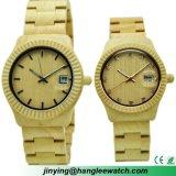 Especialización en la producción de amantes de madera de la manera de la fábrica del reloj