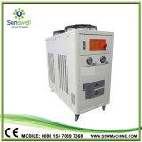 Refroidisseur d'eau refroidi par air de la conformité 15HP de la CE