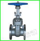 Válvula de porta de aumentação da válvula de porta do aço inoxidável de válvula de porta da haste