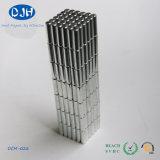 magneet van NdFeB van de Cilinder van de Zeldzame aarde van 3*11mm de Magnetische Marerial Gesinterde