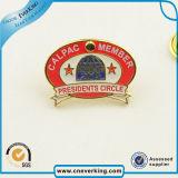 Poussières de badge colorées de sécurité promotionnelles