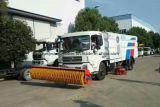 8000L Schoner Voertuig 6 van de straat Vuile Wielen en de Vrachtwagen van de Zuiging van het Zand