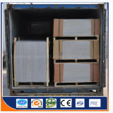 Tarjeta de alta densidad del cemento de la fibra, apartadero del cemento de la fibra, el panel de la fachada del cemento de la fibra