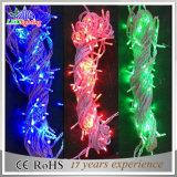 Lumière de Noël colorée s'arrêtante de chaîne de caractères de décoration de lanterne de DEL