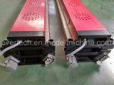 Presse de épissure chaude refroidie par air portatif de courroie de PVC pour la bande de conveyeur