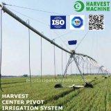 Sistema de irrigación del pivote del centro de la irrigación de la agricultura de las regaderas