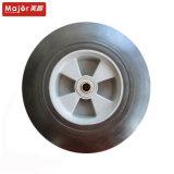 ワゴンカートのための10X2.5半空気のゴム製車輪