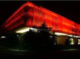 LEIDENE van het Pixel Rgbwauv van de Verlichting 18X18W van het Stadium DMX Lichte Staaf