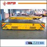 Carrello non cingolato elettrico di gestione facile di alta qualità per la fabbrica sul pavimento del cemento