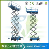 Boa qualidade de venda quente Sinofirst 5-14m Mobile Elevadores eléctricos de elevador de tesoura