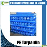 200GSM feuille de haute qualité de tissus du polyéthylène Tarpaulin/PE Tarps pour le revêtement de camion