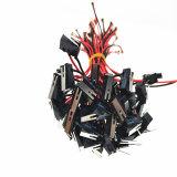 Микровыключатель кабель с красного провода черного цвета и Jst Xh 2p разъема