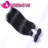 Волосы Remy людского занавеса оптовой цены перуанские прямые