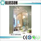 Decorazione reale della parete che intaglia arte dello specchio dei reticoli