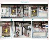Ropa de diseño de la tela floral CO2 máquina de grabado láser
