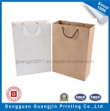 Simple simple papel de estraza Shopping Bag Bolsa de mano