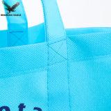 Preços promocionais personalizadas saco não tecidos estratificados por grosso
