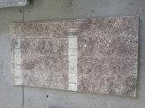 Естественная каменная новая розовая плитка рамки окна гранита G611