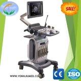 Scanner van de Ultrasone klank van het Karretje van de Levering SVGA van het ziekenhuis de Medische volledig-Digitale