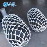 Fabricado en China la absorción de energía de alta del guardabarros de goma de neumático marinos para buques barcos Barcos
