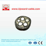 Cable de transmisión de alto voltaje aislado PVC