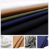 100%Viscose Tecido Sarjado para lubrificar vestir a camisa