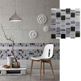 Mattonelle di pavimento di pietra di marmo naturali Mixed del mosaico del metallo