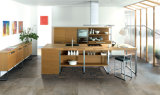 Cemento de la aspereza de color gris claro para el piso y azulejos de pared 600x600mm6627 SIM