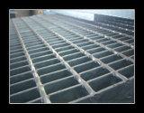 Rejilla de acero piso de la plataforma