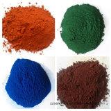 Les oxydes de fer de pigments/cosmétiques rouge à lèvres mat pigment oxyde de fer en poudre