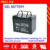 Gel Battery mit 12V Normal Voltage, Maintenance Free Accumulator