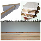 Handelsfurnierholz-Melamin-Papier stellte gegenüber,/lamelliertes Furnierholz