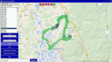 GPS Tracker Monitor를 위한 지능적인 GPS Tracking System