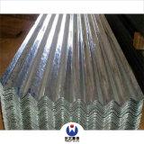 Tôle d'acier galvanisé pour la construction