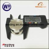 tür-Griff-Drehknopf Wtk-B207 des Badezimmer-304SUS Glas