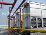 Armazenamento frio da temperatura média da grande escala para a fábrica de processamento grande dos vegetais