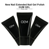 Crystal clous Professional 6 couleurs générateur de rayons UV Gel d'extension d'ongles