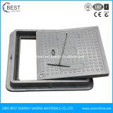 Fabricado na China Esgoto quadrada de plástico Tampões