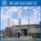De cryogene Installatie van de Generatie van het Argon van de Stikstof van de Zuurstof van de Scheiding van het Gas van de Lucht Asu