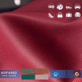 ソファーの家具のための古典的な様式の競争価格の良質PVC革