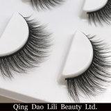 Lili-Schönheits-Qualitäts-preiswerter Preis-synthetischer Haar-Streifen-falsche Wimper