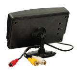 안전을%s 고품질 4.3 인치 TFT LCD 차 모니터 차 Rearview 모니터