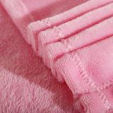Акриловым напечатанное полиэфиром одеяло фланели