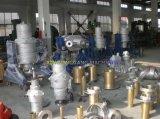 Ligne d'extrusion de pipe de HDPE