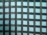 Сетка размером 12,7*12,7 25,4*25,4 из тканого полиэфирного волокна Geogrids используется для укрепления
