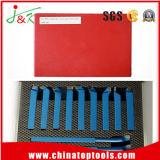 Le carbure de qualité brasé usine les morceaux d'outils de /Turning/couteau (DIN4972-ISO2)